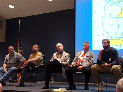 Panel of experts discussions
