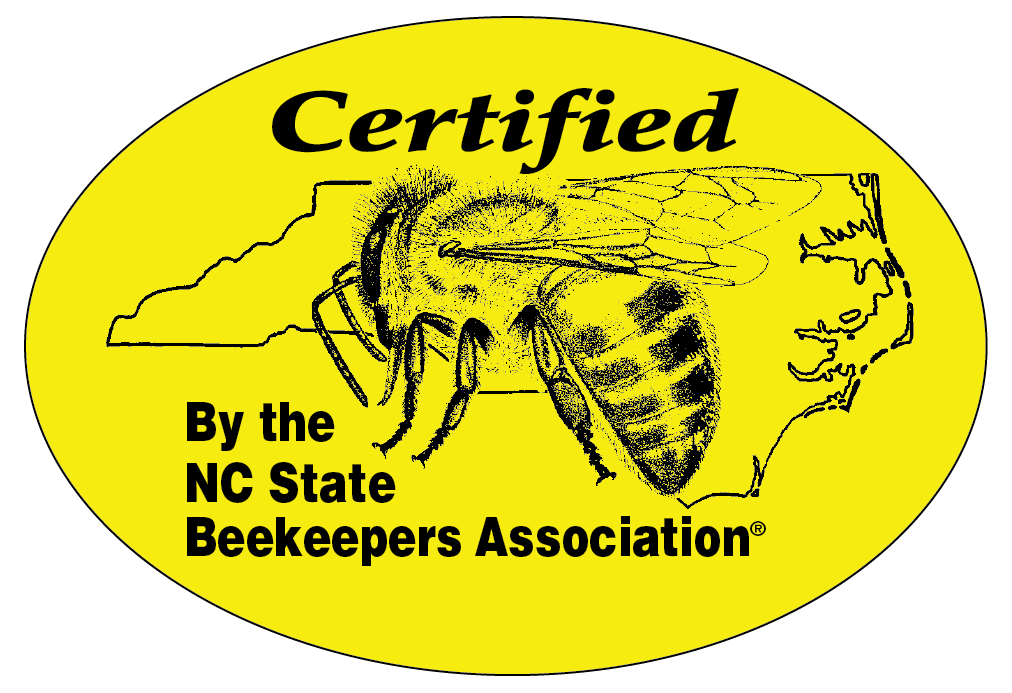 Certified Honey Label - Large