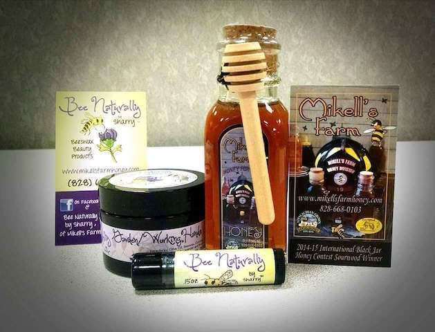North Carolina Certified Honey Producer Chosen as Vendor at the Biltmore Estate, Blue Ridge Parkway