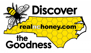 Real NC Honey Logo