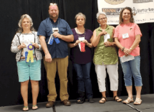 2019 Cooking with Honey Winners